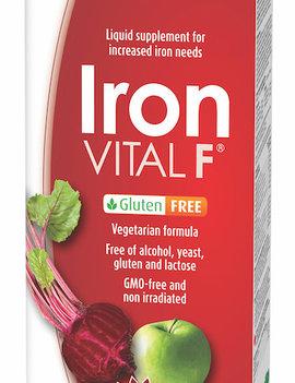 Hubner Hubner - Iron Vital F Gluten Free - 500ml