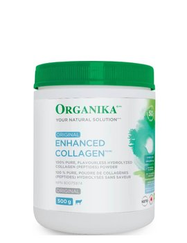 Organika Organika - Enhanced Collagen - 500g