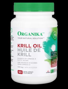 Organika Organika - Krill Oil 500 mg - 90 SG