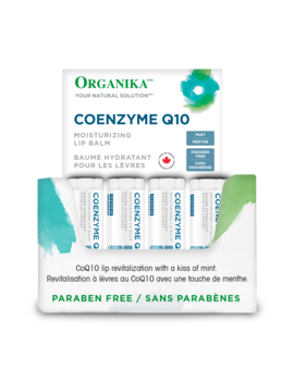 Organika Organika - CoQ10 Moisturizing Lip Balm