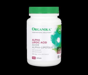 Organika - Alpha Lipoic Acid 250 mg - 120 Caps