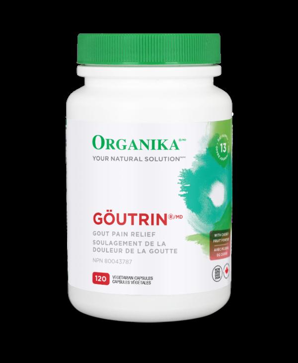 Organika - Goutrin - 120 Caps