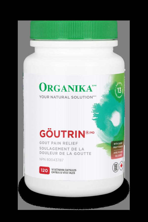 Organika Organika - Goutrin - 120 Caps