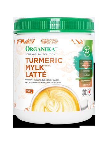 Organika Organika - Latte - Turmeric Mylk Latte - 110g