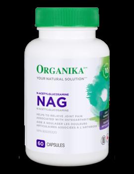 Organika Organika - Nag (N-Acetyl Glucosamine) - 60 Caps