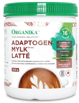 Organika Organika - Latte - Adaptogen Mylk Latte - 200g