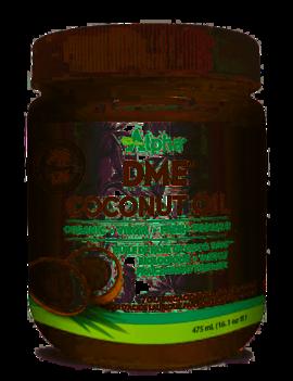 Alpha Health Products Alpha - DME Virgin Coconut Oil - 475ml