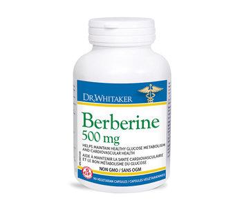 Dr. Whitaker - Berberine - 500 mg - 90 V-Caps