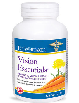 Dr. Whitaker Dr. Whitaker - Vision Essentials - 120 Caps