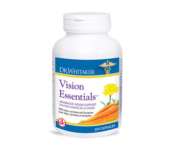 Dr. Whitaker - Vision Essentials - 120 Caps