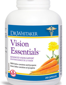 Dr. Whitaker Dr. Whitaker - Vision Essentials - 240 Caps