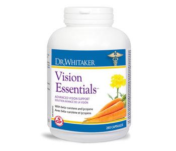 Dr. Whitaker - Vision Essentials - 240 Caps