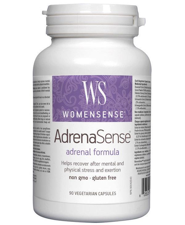 WomenSense - AdrenaSense - 90 V-Caps