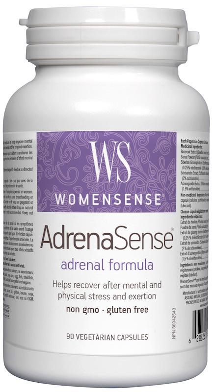 WomenSense WomenSense - AdrenaSense - 90 V-Caps