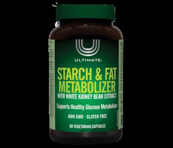 Ultimate - Starch & Fat Metabolizer - 90 V-Caps