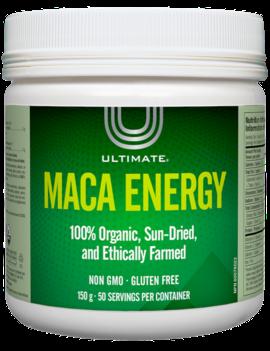Ultimate Ultimate - Maca Energy - 150g Powder