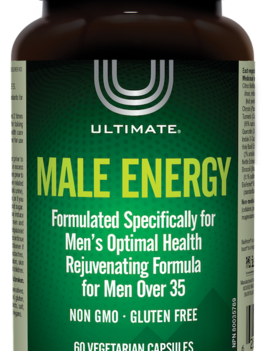 Ultimate Ultimate - Male Energy - 60 V-Caps