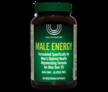 Ultimate - Male Energy - 60 V-Caps