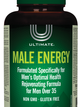 Ultimate Ultimate - Male Energy - 120 V-Caps