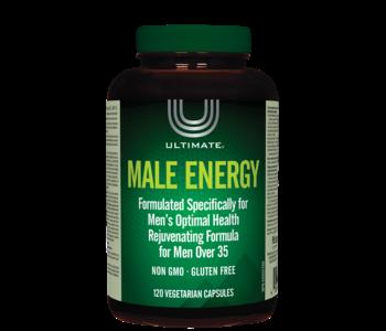 Ultimate - Male Energy - 120 V-Caps