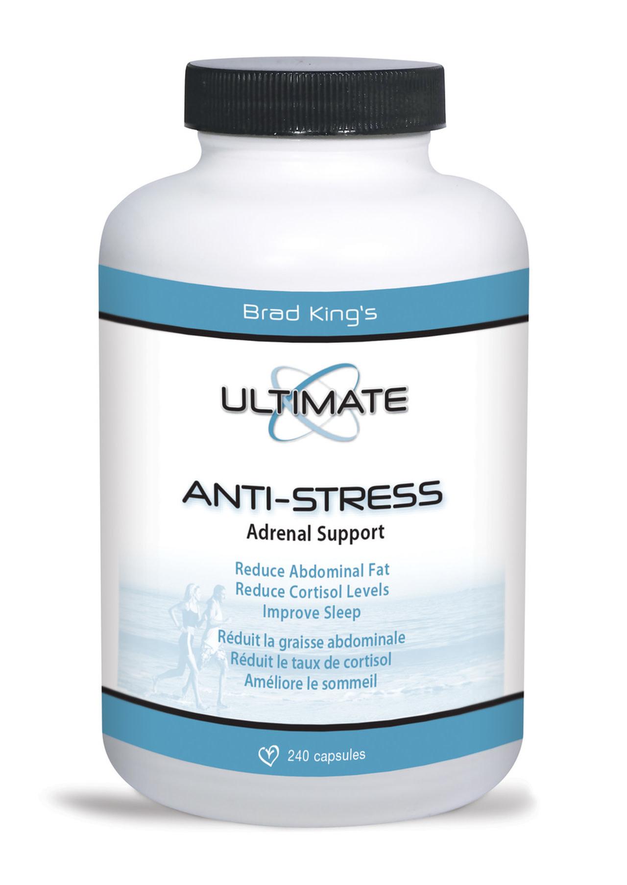 Ultimate Ultimate - Anti-Stress - 240 Caps