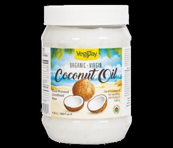 VegiDay - Coconut Oil - 1.5L