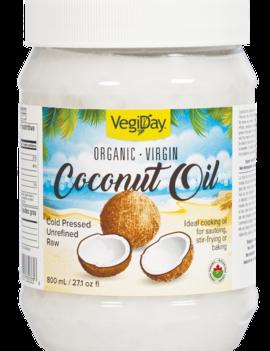 VegiDay VegiDay - Coconut Oil - 800ml