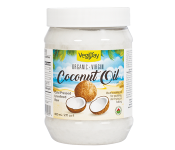 VegiDay - Coconut Oil - 800ml