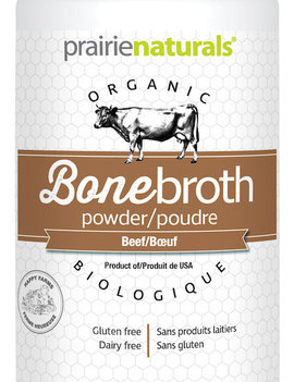 Prairie Naturals Prairie Naturals - Bone Broth - Beef - 300g