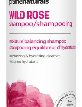Prairie Naturals Prairie Naturals - Shampoo - Wildrose Moisture Balancing - 500ml