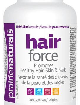 Prairie Naturals Prairie Naturals - Hair Force - 180 softgels