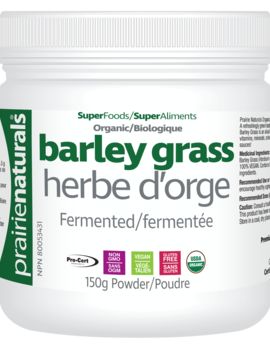 Prairie Naturals Prairie Naturals - Barley Grass Powder - 150g