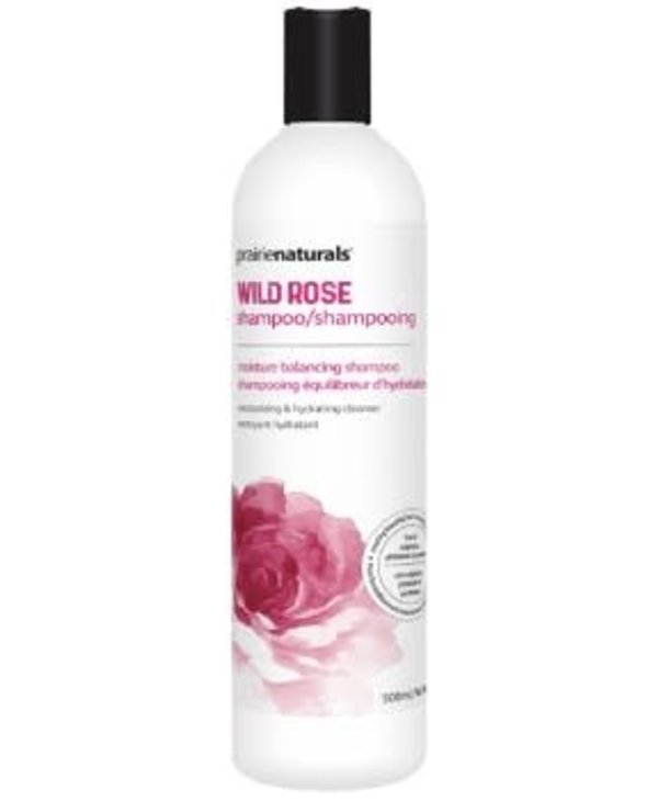 Prairie Naturals - Conditioner - Wildrose Moisture Balancing - 500ml