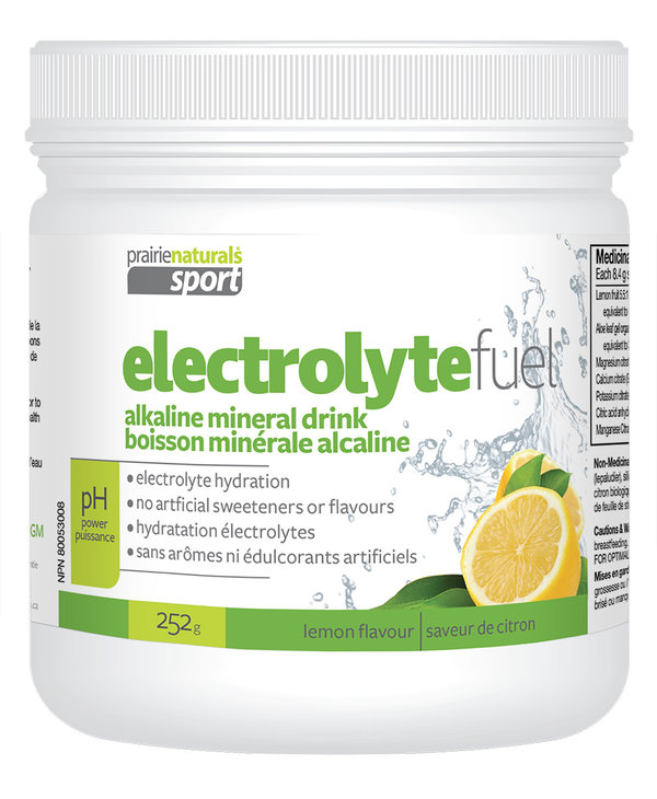 Prairie Naturals - Electrolytefuel - 252 g