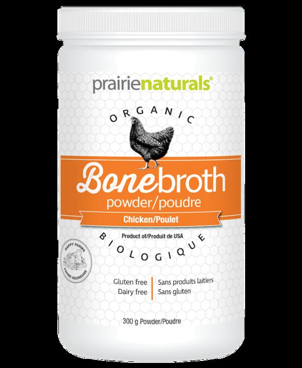 Prairie Naturals - Bone Broth - Chicken - 300g