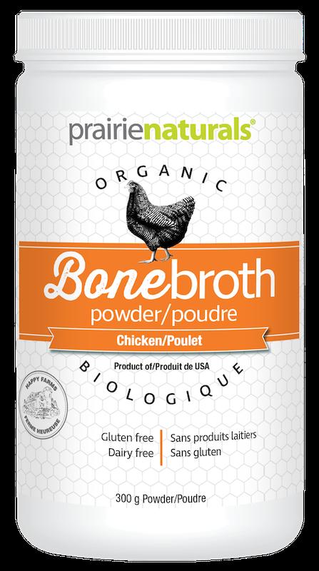 Prairie Naturals Prairie Naturals - Bone Broth - Chicken - 300g