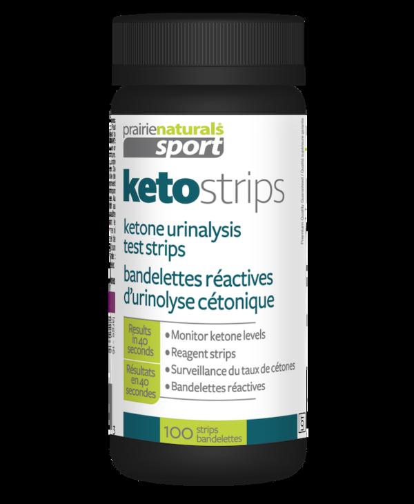 Prairie Naturals Sport - Ketostrips - 100 strips
