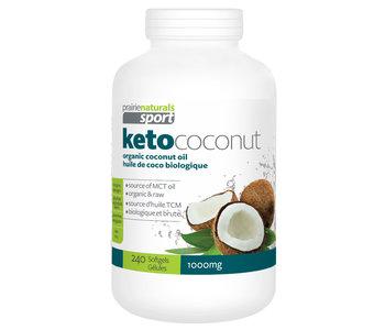 Prairie Naturals Sport - Keto Coconut - 240 SG
