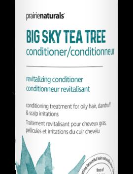 Prairie Naturals Prairie Naturals - Conditioner - Big Sky Tea Tree Medicinal - 350ml