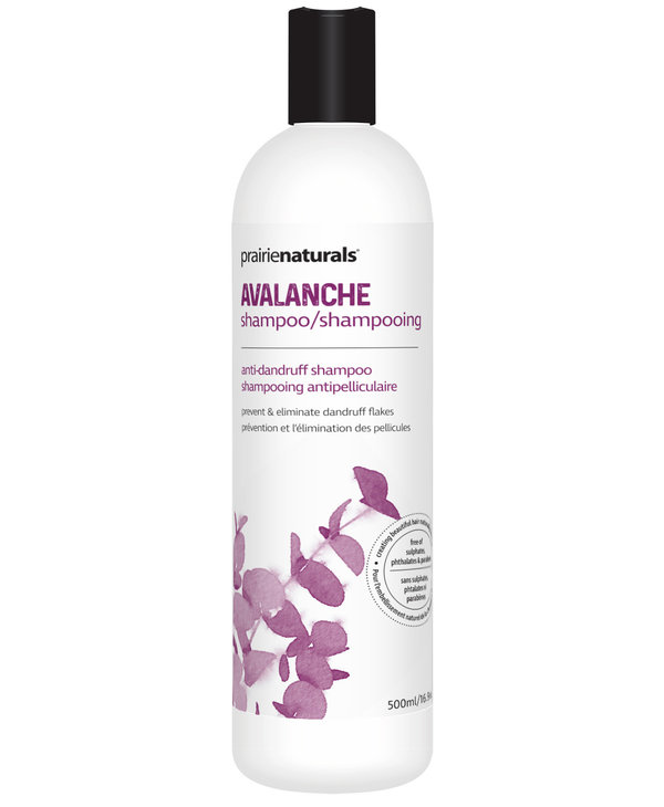 Prairie Naturals - Conditioner - Avalanche Dandruff Treatment - 500ml