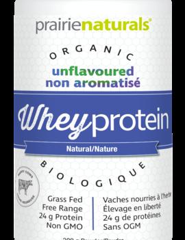 Prairie Naturals Prairie Naturals - Whey Protein - Natural - 300 g