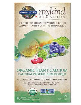 Garden of Life Garden of Life - MyKind Organics - Plant Calcium - 90 V-Caps