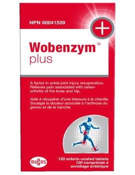Wobenzym - Plus - 120 E-Tabs