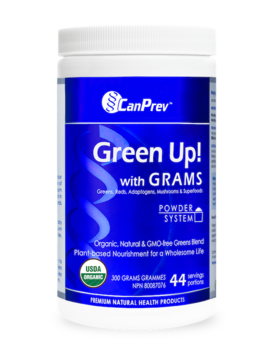 CanPrev - Canadian CanPrev - Green Up! w/GRAMS - 300g