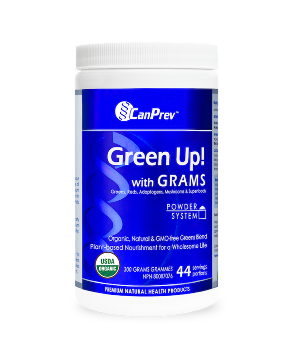CanPrev - Green Up! w/GRAMS - 300g