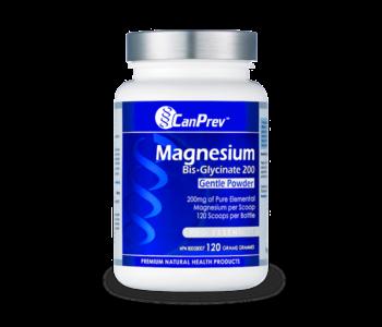CanPrev - Magnesium Bis-Glycinate Powder - 120g