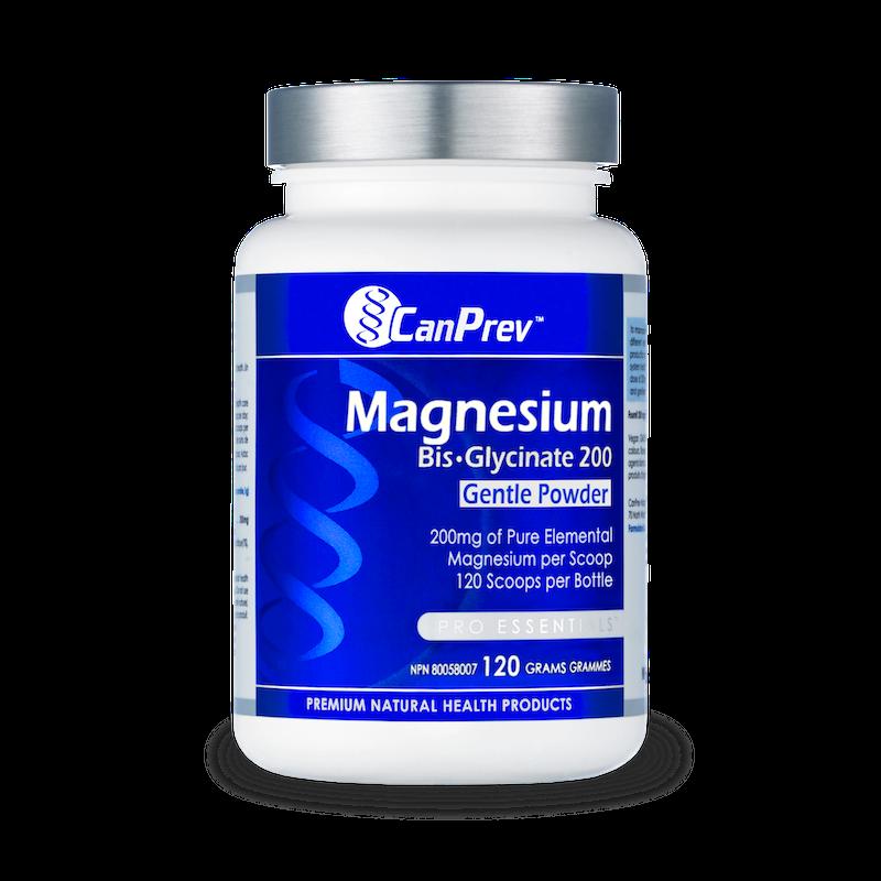 CanPrev CanPrev - Magnesium Bis-Glycinate Powder - 120g