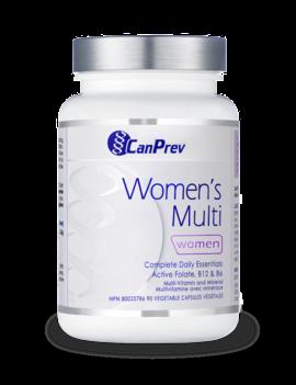 CanPrev - Canadian CanPrev - Women's Multi - 90 V Caps
