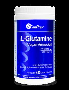 CanPrev - Canadian CanPrev - L-Glutamine Vegan - 450g