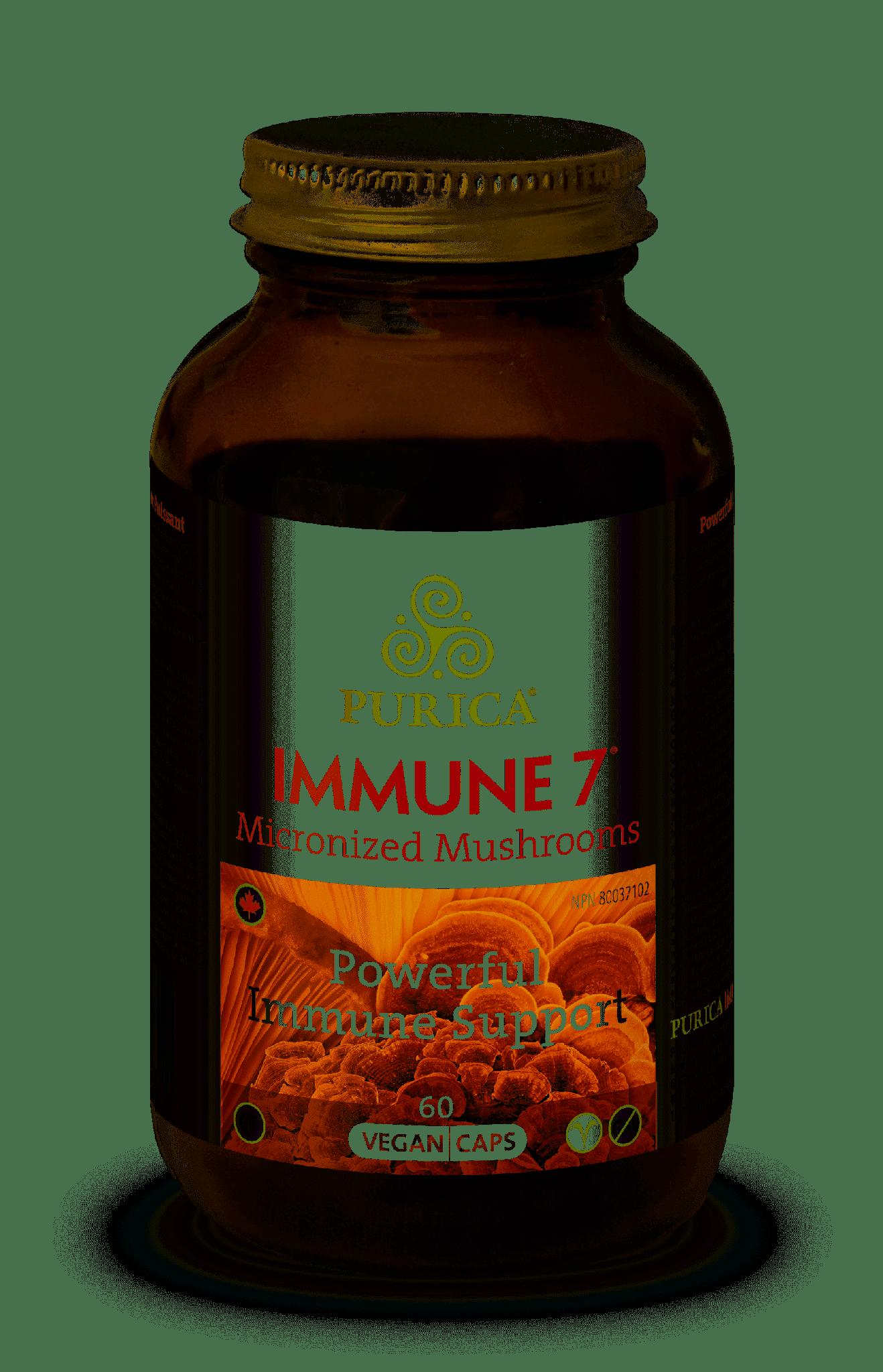 Purica Purica - Immune 7 - 60 Caps